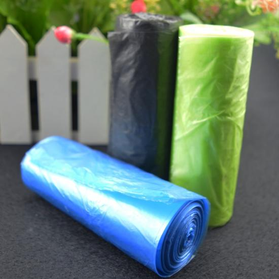 flat top garbage bag on roll