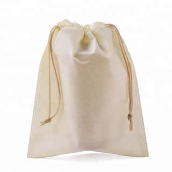 non-woven drawstring laundry bag