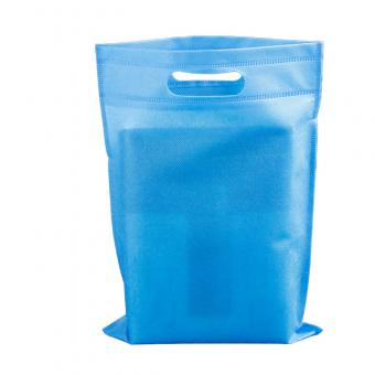 non woven die cut handle bag