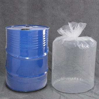 plastic transparent drum liner