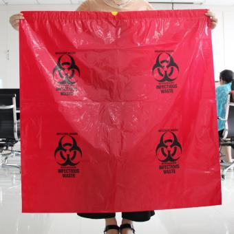 biohazard medical garbage bags