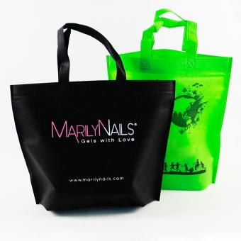 non woven t shirt shopping bag