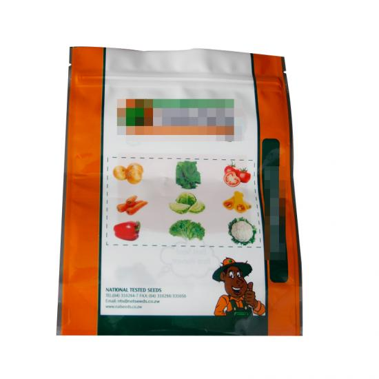 stand up ziplock bag for packing