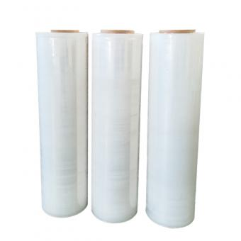 Clear Heat POF Plastic Shrink Roll Film