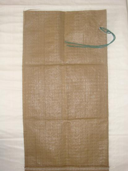 pp woven sand bag with drawstring