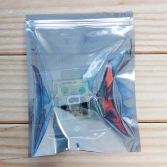 Anti static ziplock bag