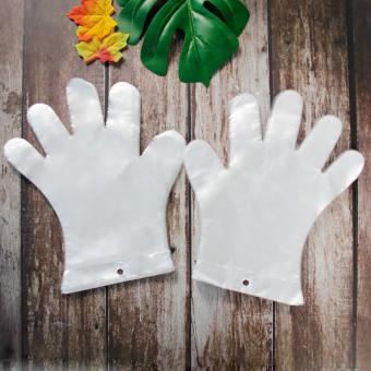 disposable hanging hole gloves