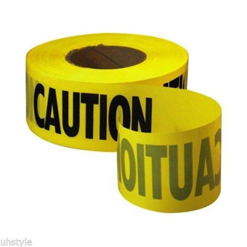 factory caution tape