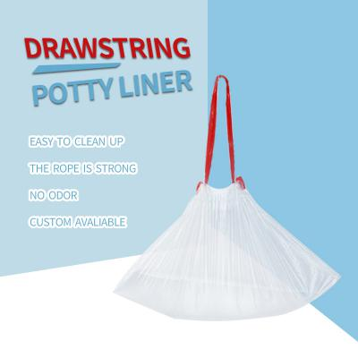 disposable potty liner