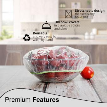 printed food cover