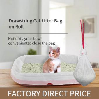 degradable cat litter bag