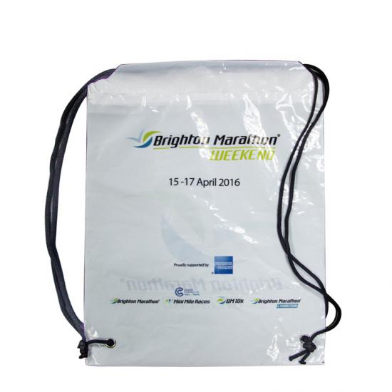 biodegradable drawstring bag