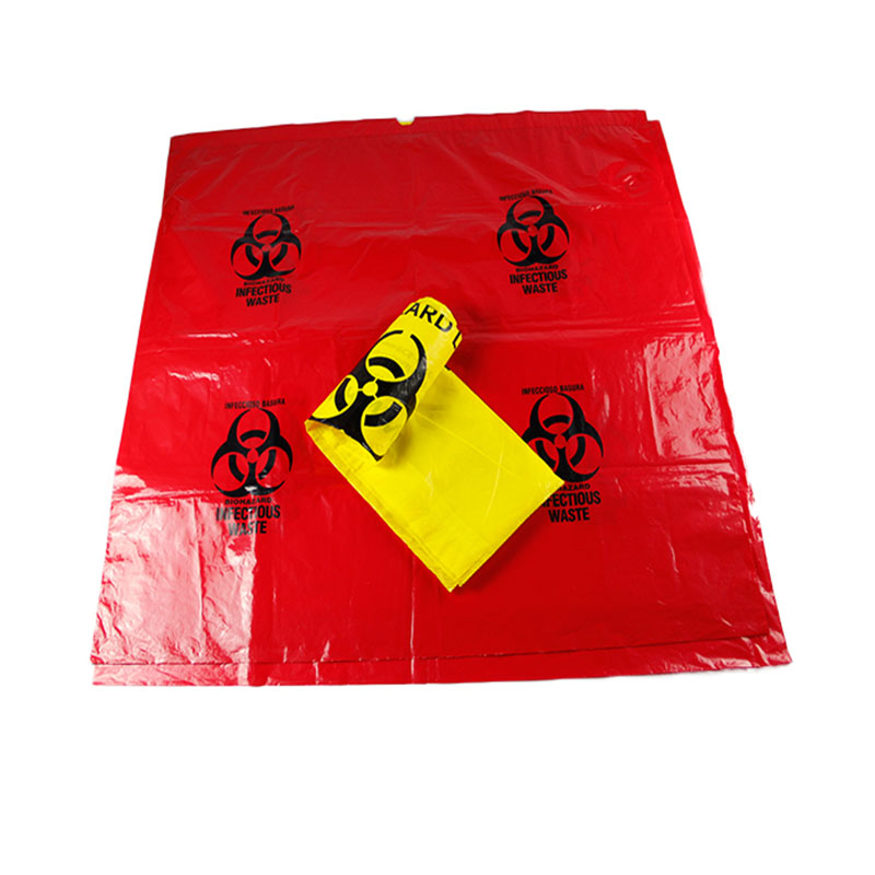 drawstring biohazard bag